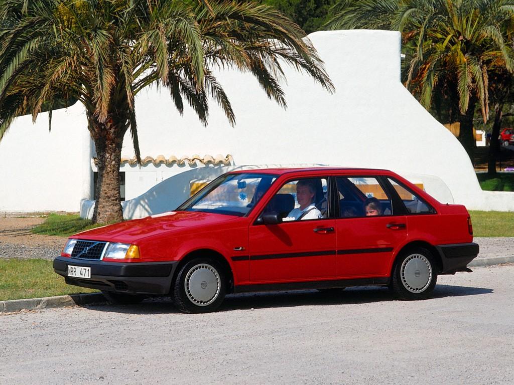 Volvo 440 1988 - 1996 Hatchback 5 door #5