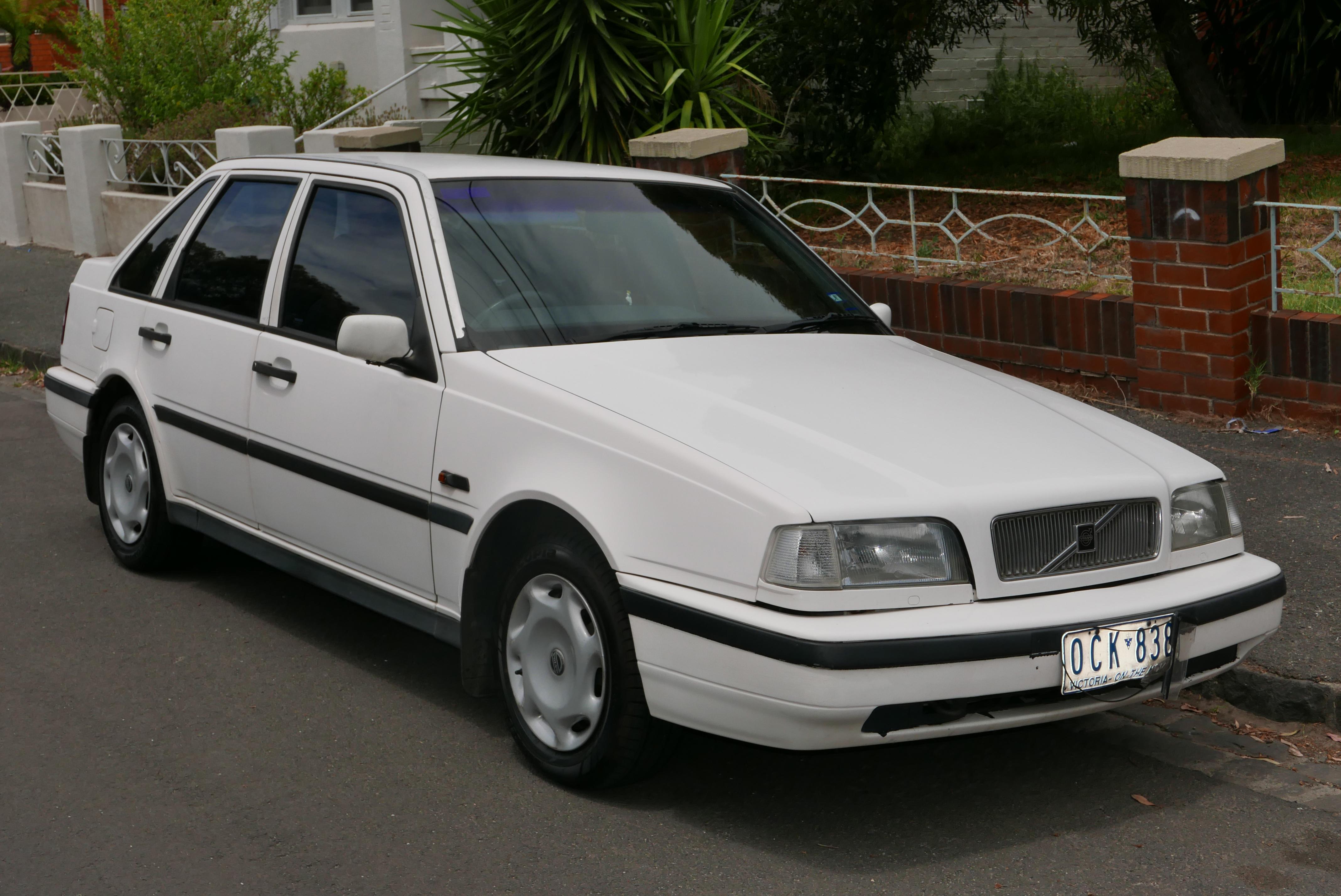 Volvo 460 1988 - 1997 Sedan #2