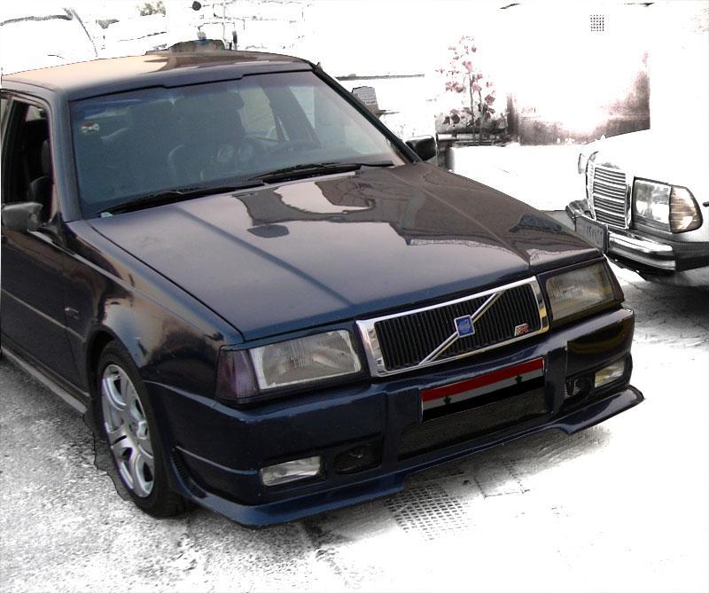 Volvo 460 1988 - 1997 Sedan #3