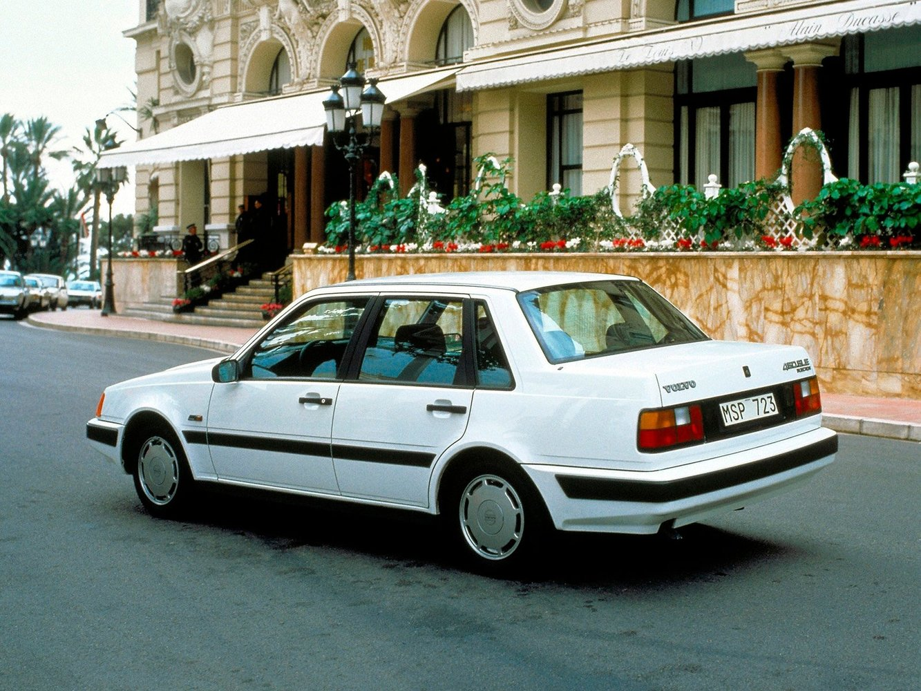 Volvo 460 1988 - 1997 Sedan #1