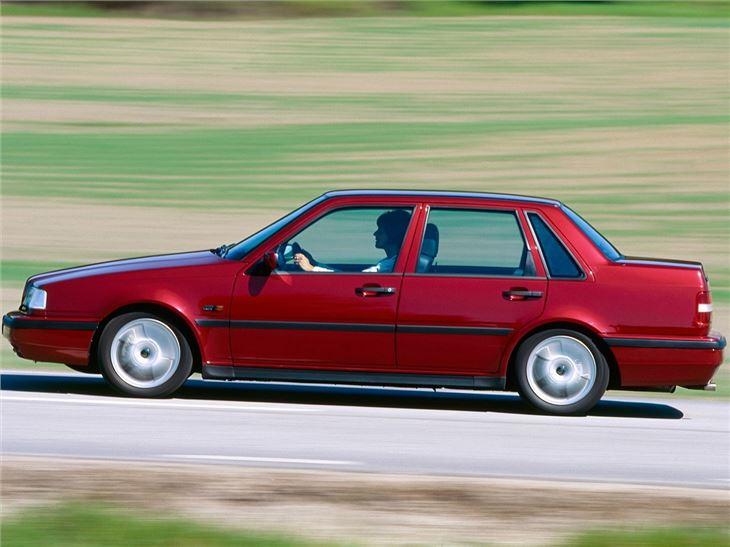 Volvo 460 1988 - 1997 Sedan #6