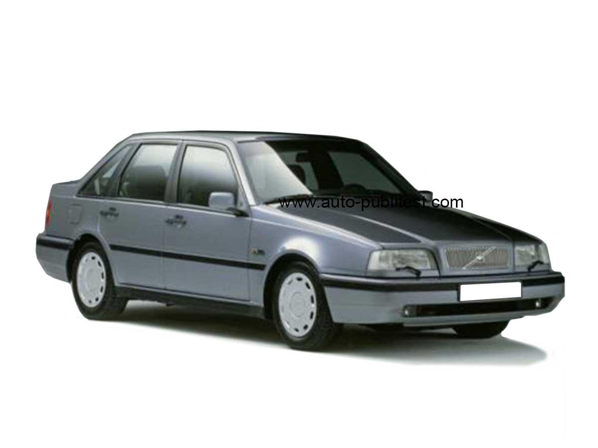 Volvo 460 1988 - 1997 Sedan #5