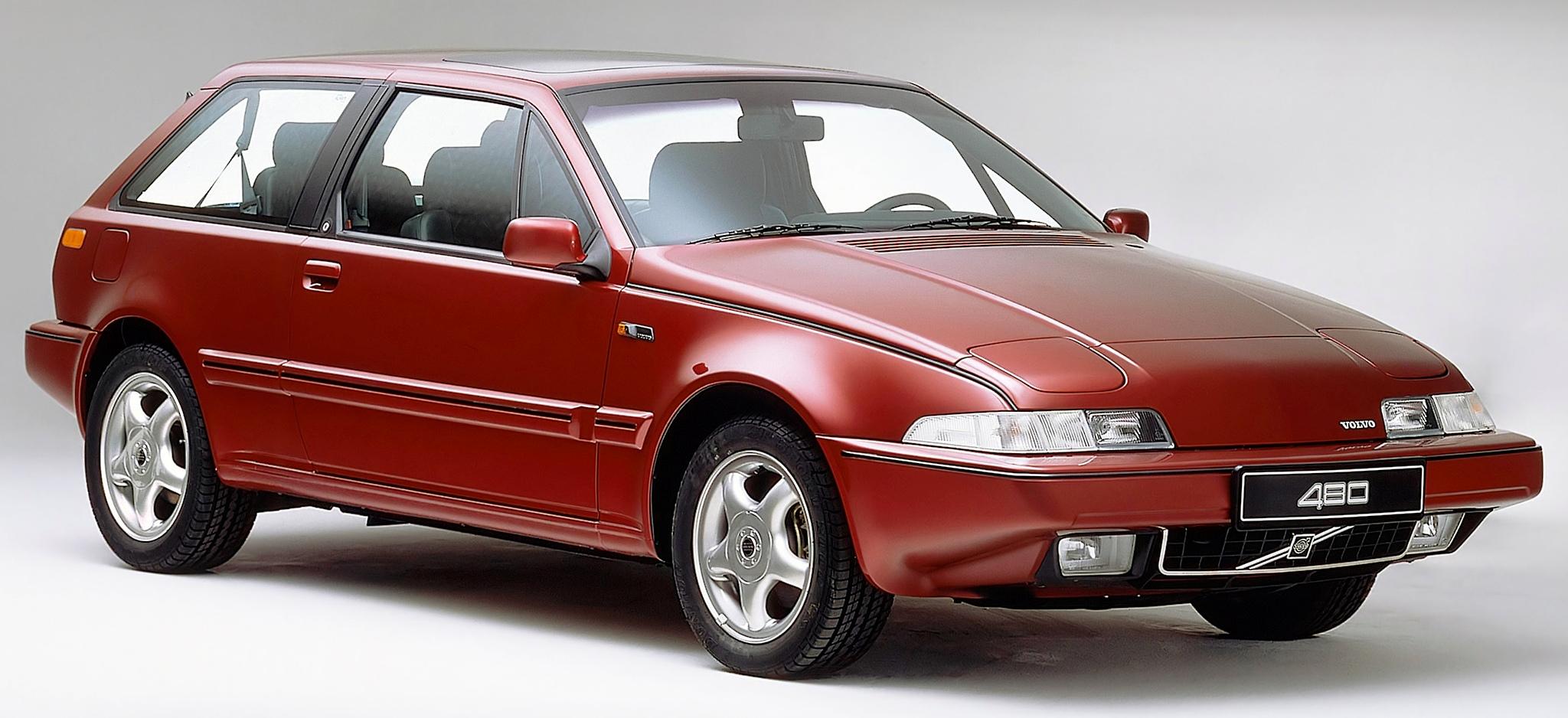 Volvo 480 1986 - 1996 Coupe #2