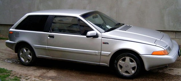 Volvo 480 1986 - 1996 Coupe #4