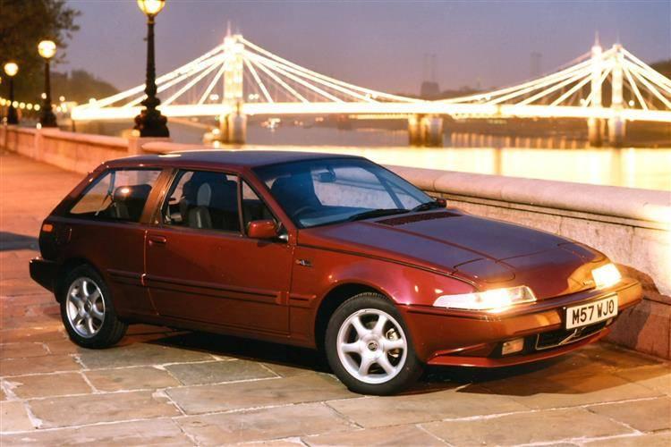 Volvo 480 1986 - 1996 Coupe #5
