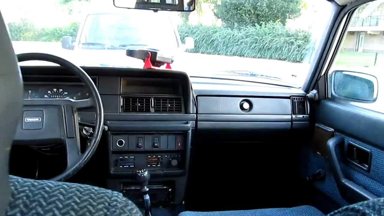 Volvo 740 1983 - 1992 Sedan #7