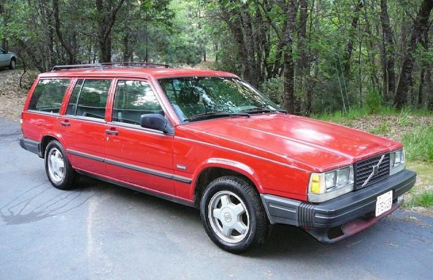 Volvo 740 1983 - 1992 Station wagon 5 door #3
