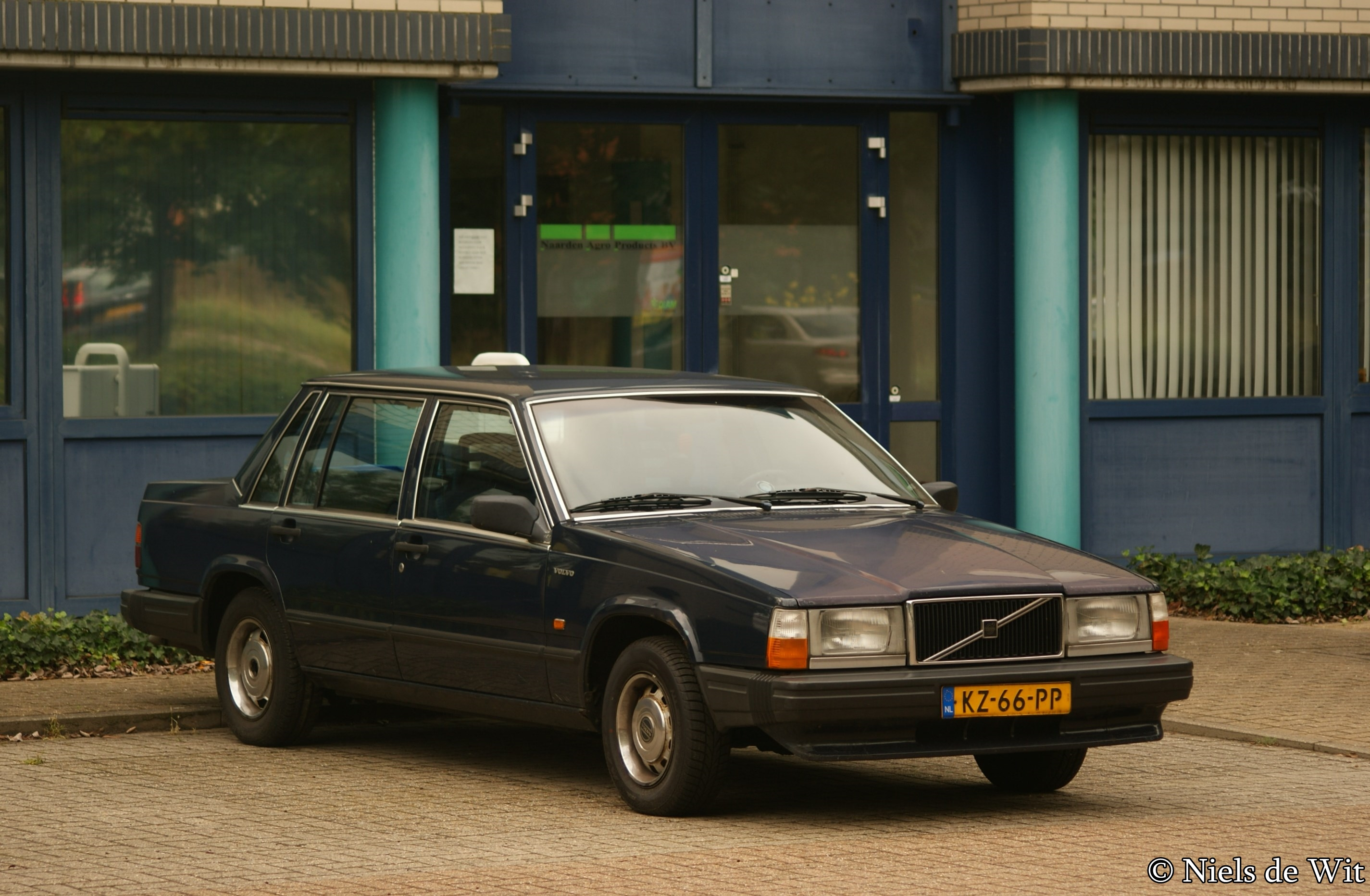 Volvo 740 1983 - 1992 Station wagon 5 door #5