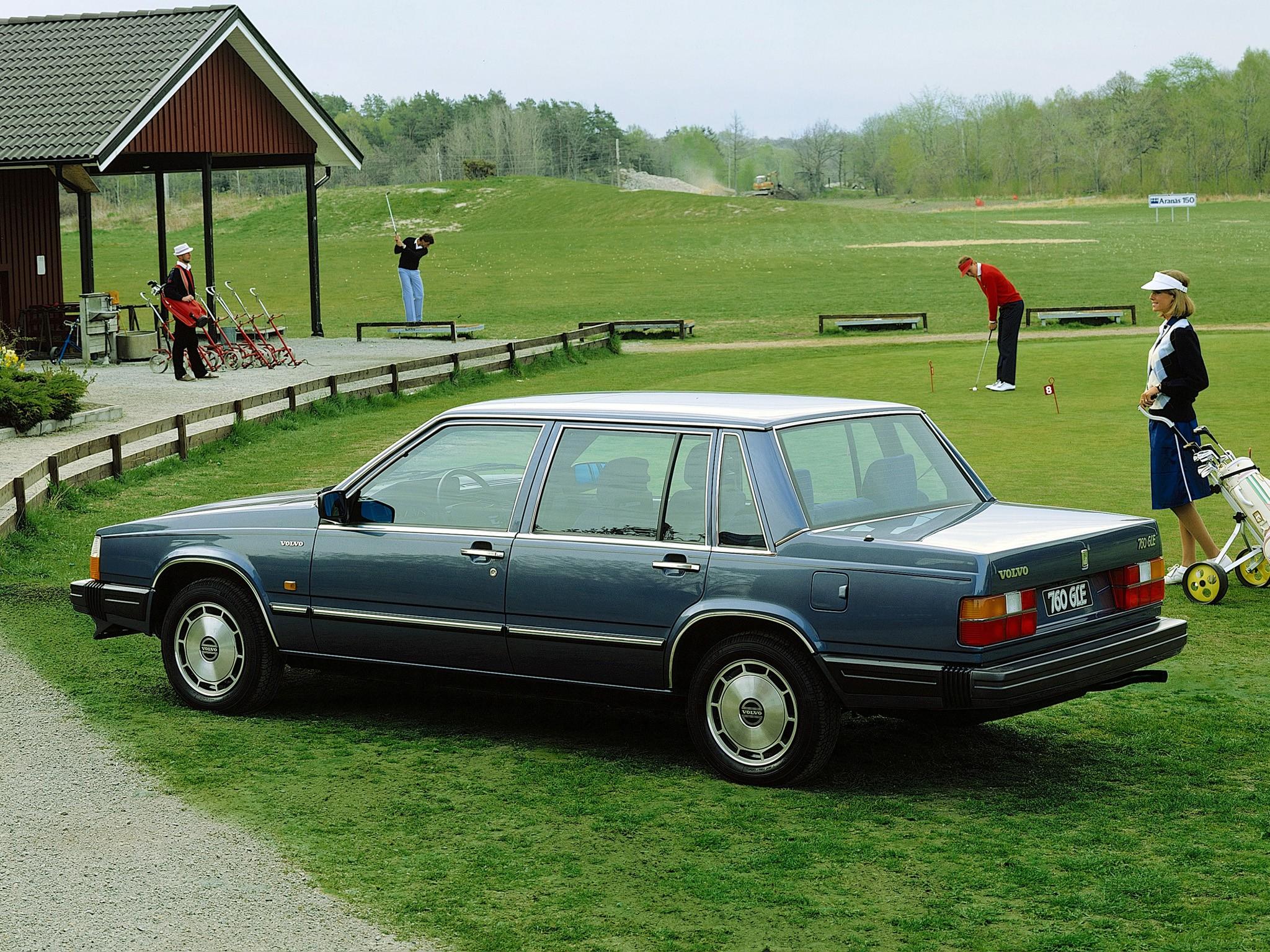 Volvo 760 1982 - 1992 Sedan #3