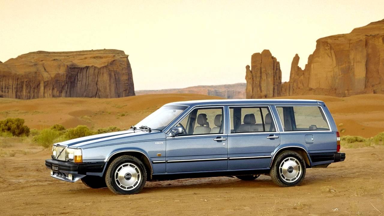 Volvo 760 1982 - 1992 Sedan #8