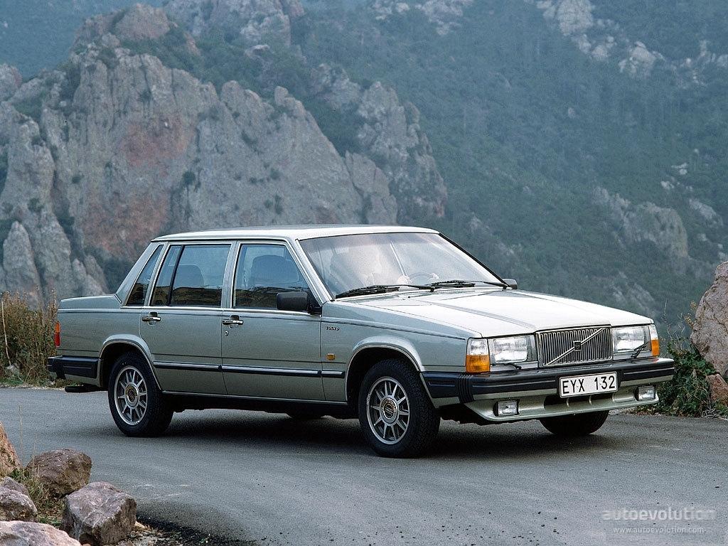 Volvo 760 1982 - 1992 Sedan #4