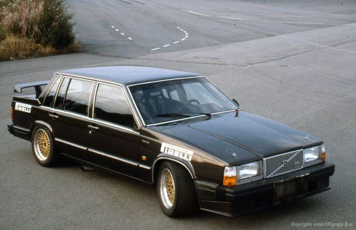 Volvo 760 1982 - 1992 Sedan #6