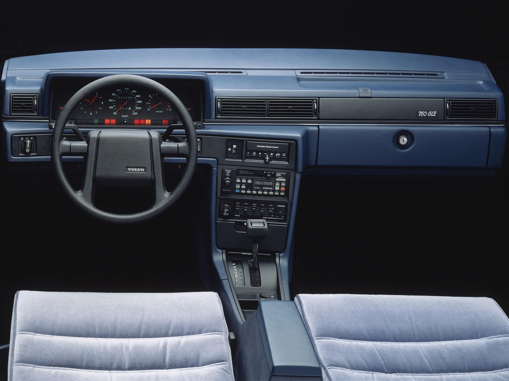 Volvo 760 1982 - 1992 Sedan #7