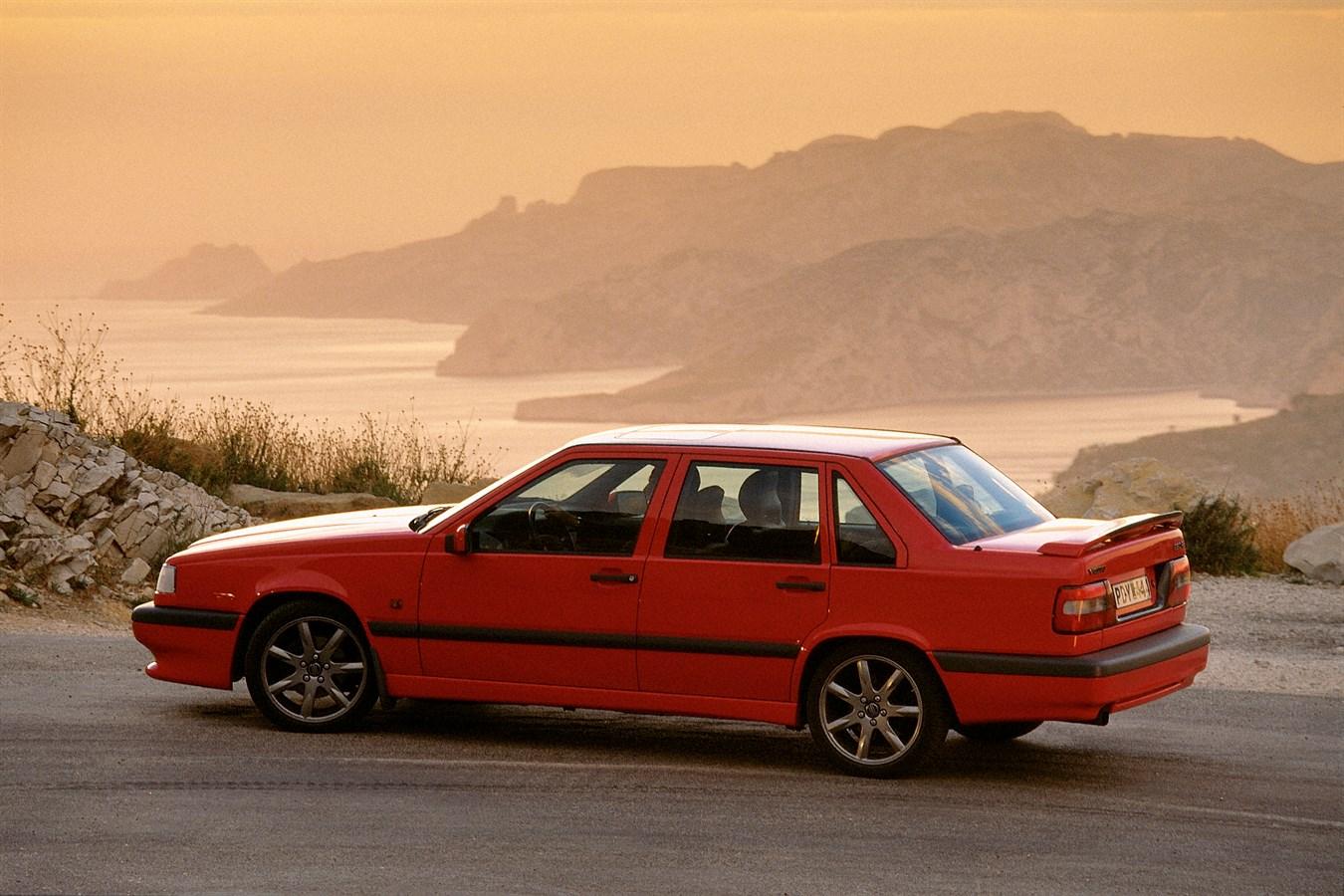 Volvo 850 1991 - 1997 Sedan #2