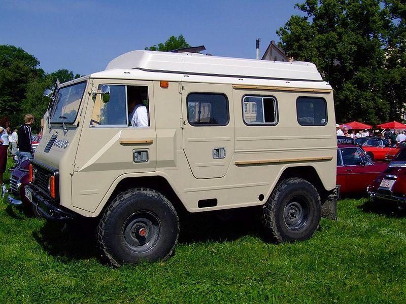 Volvo Laplander 1974 - 1987 SUV 3 door #6