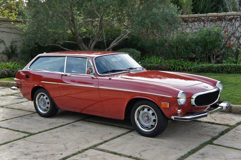 Volvo P1800 1961 - 1973 Coupe #2