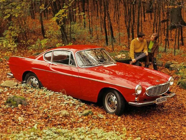 Volvo P1800 1961 - 1973 Coupe #4
