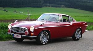 Volvo P1800 1961 - 1973 Coupe #7