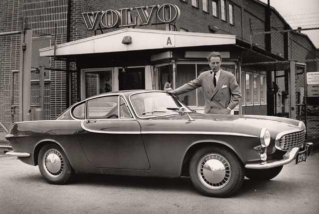 Volvo P1800 1961 - 1973 Coupe #6