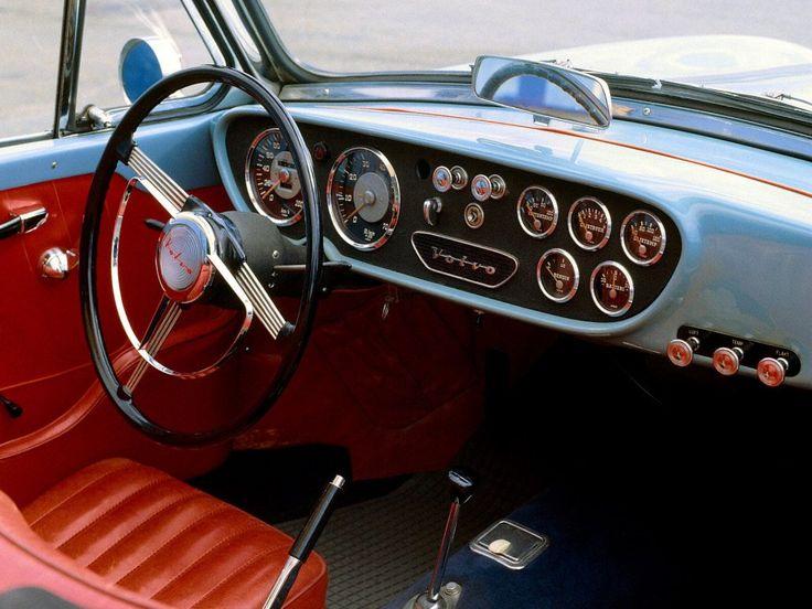 Volvo P1900 1956 - 1957 Cabriolet #5