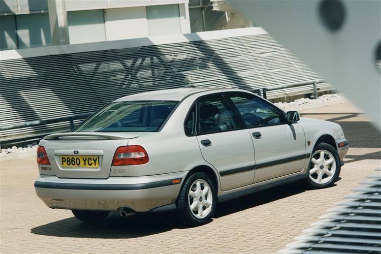 Volvo S40 I Restyling 1999 - 2004 Sedan #6