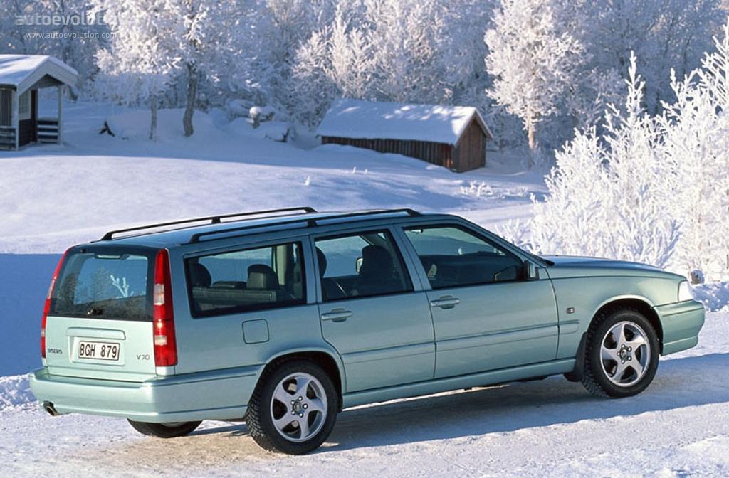 Volvo S70 1997 - 2000 Sedan #7
