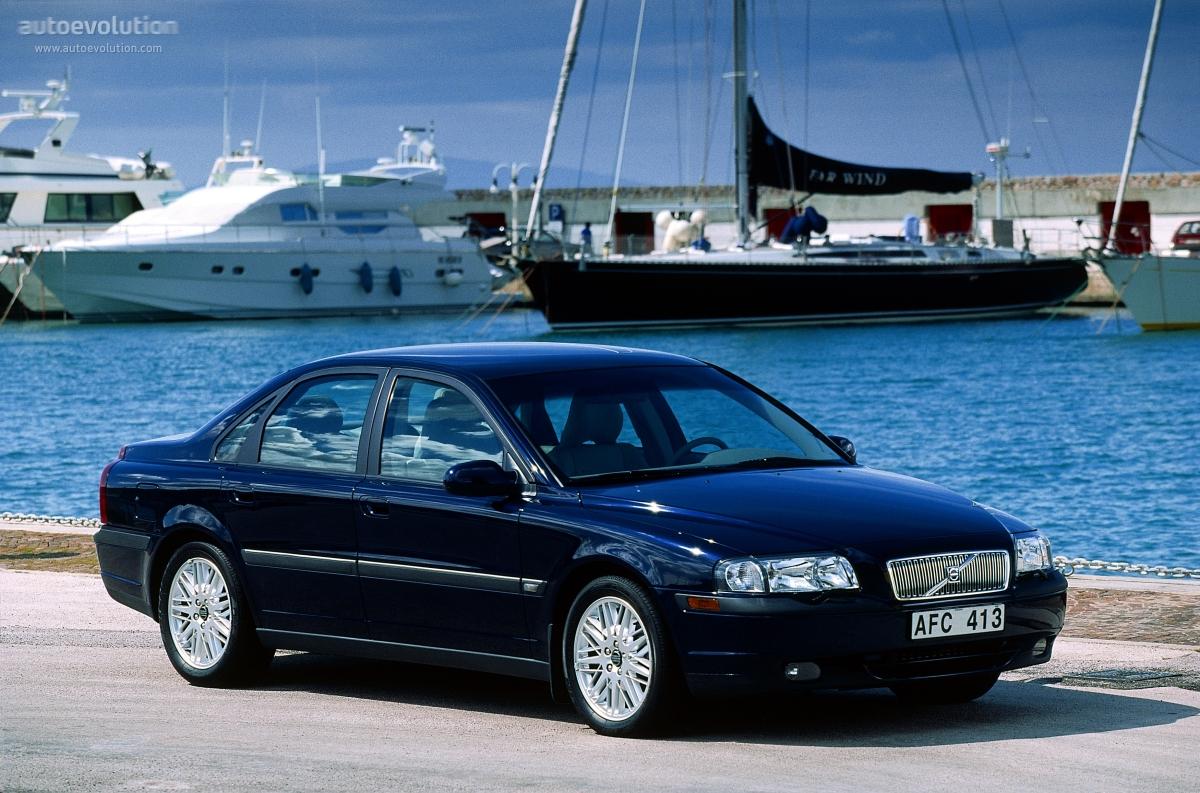 Volvo S80 I 1998 - 2003 Sedan #5