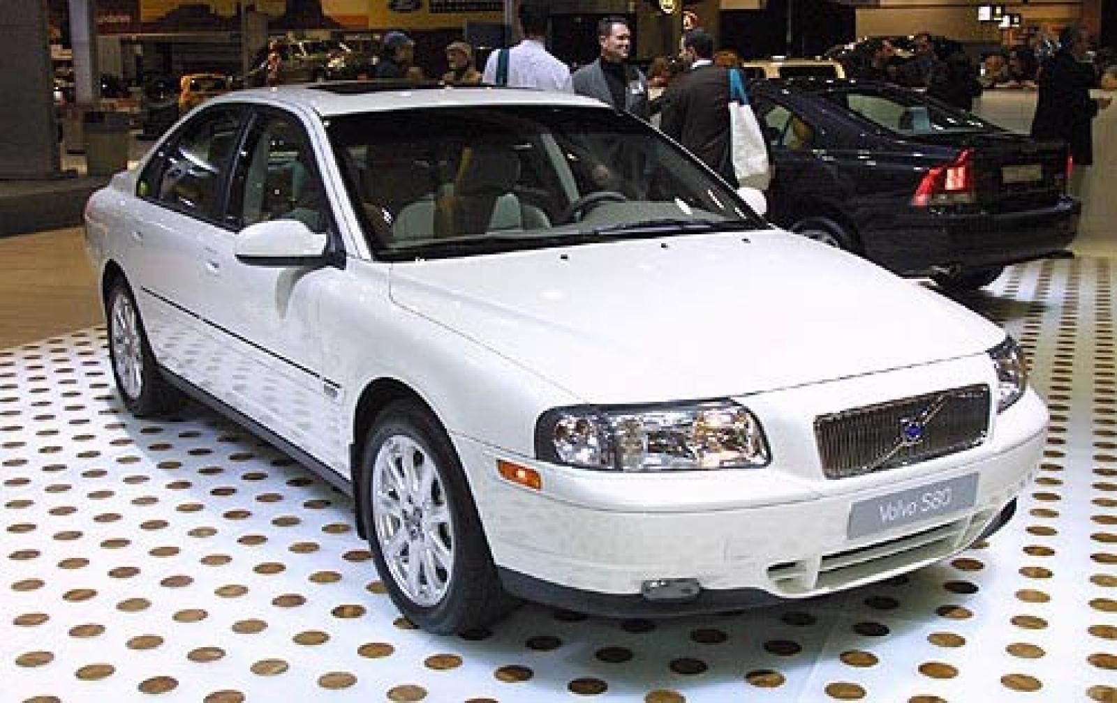 Volvo S80 I 1998 - 2003 Sedan #3