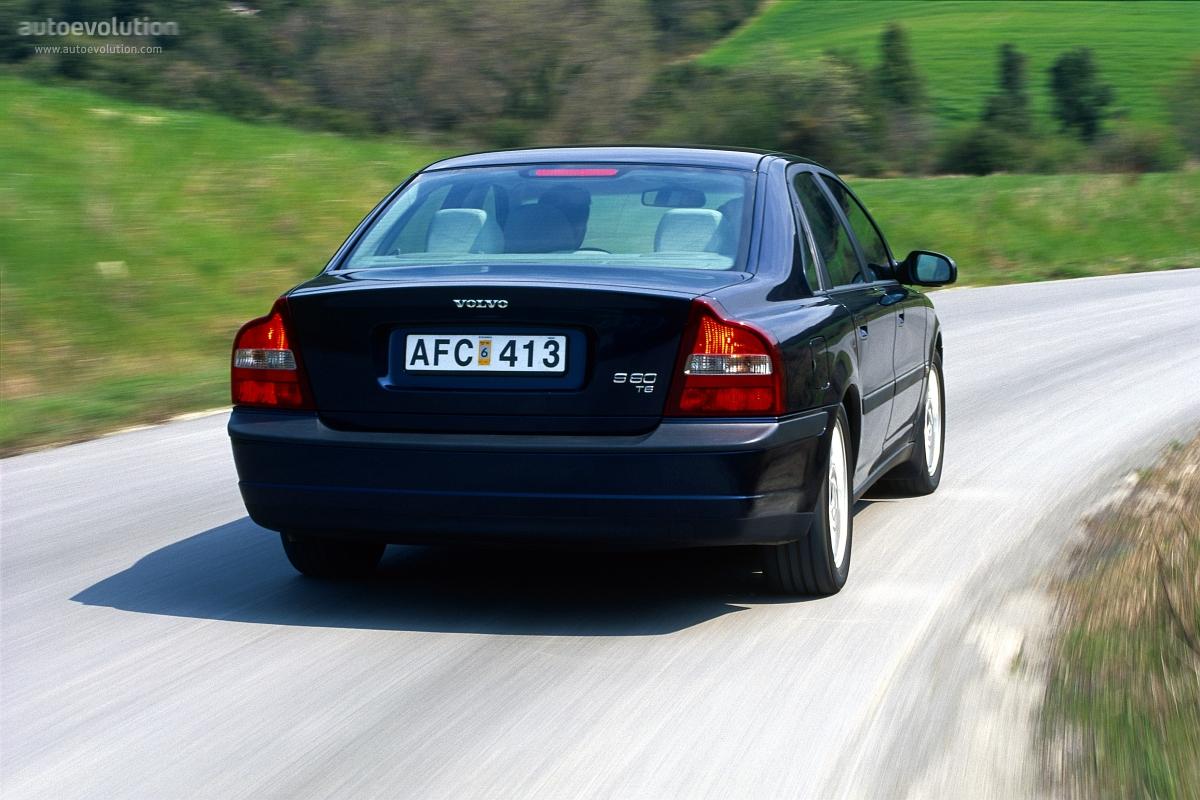 Volvo S80 I 1998 - 2003 Sedan #7