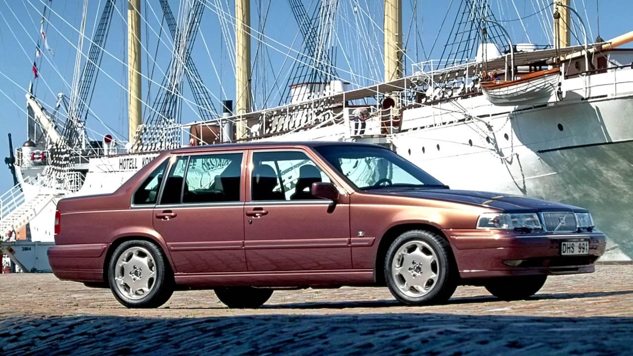Volvo S90 I 1996 - 1998 Sedan #4