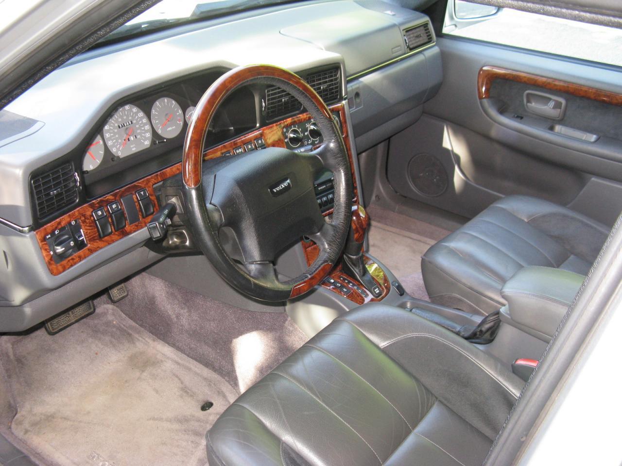 Volvo S90 I 1996 - 1998 Sedan #5