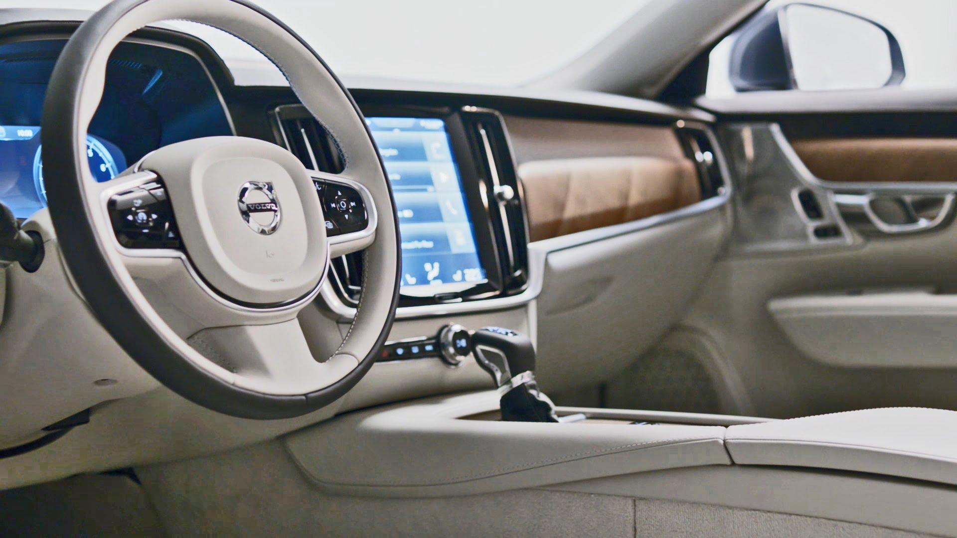 Volvo S90 II 2016 - now Sedan #6