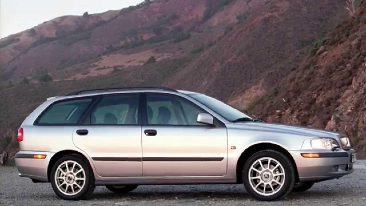 Volvo V40 I 1995 - 1999 Station wagon 5 door #7