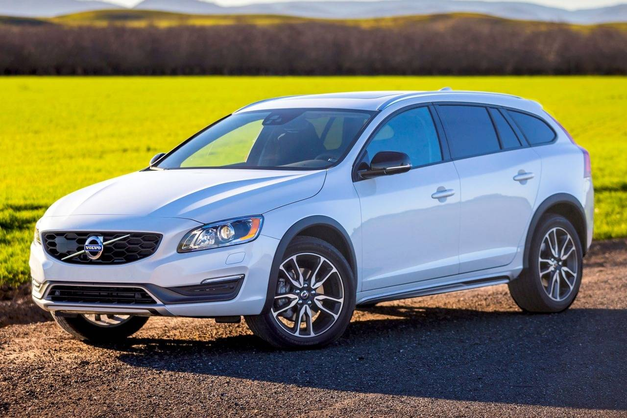 Volvo V60 Cross Country 2015 - now Station wagon 5 door #3