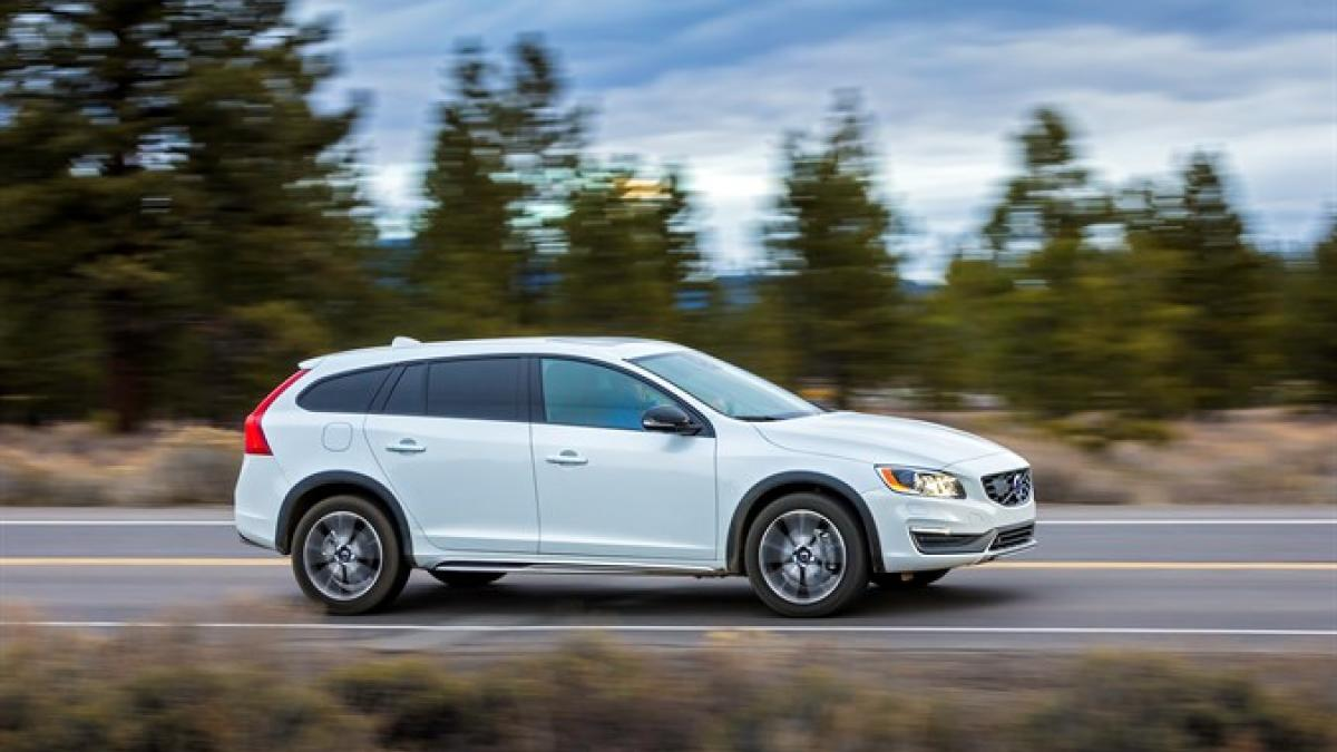 Volvo V60 Cross Country 2015 - now Station wagon 5 door #2