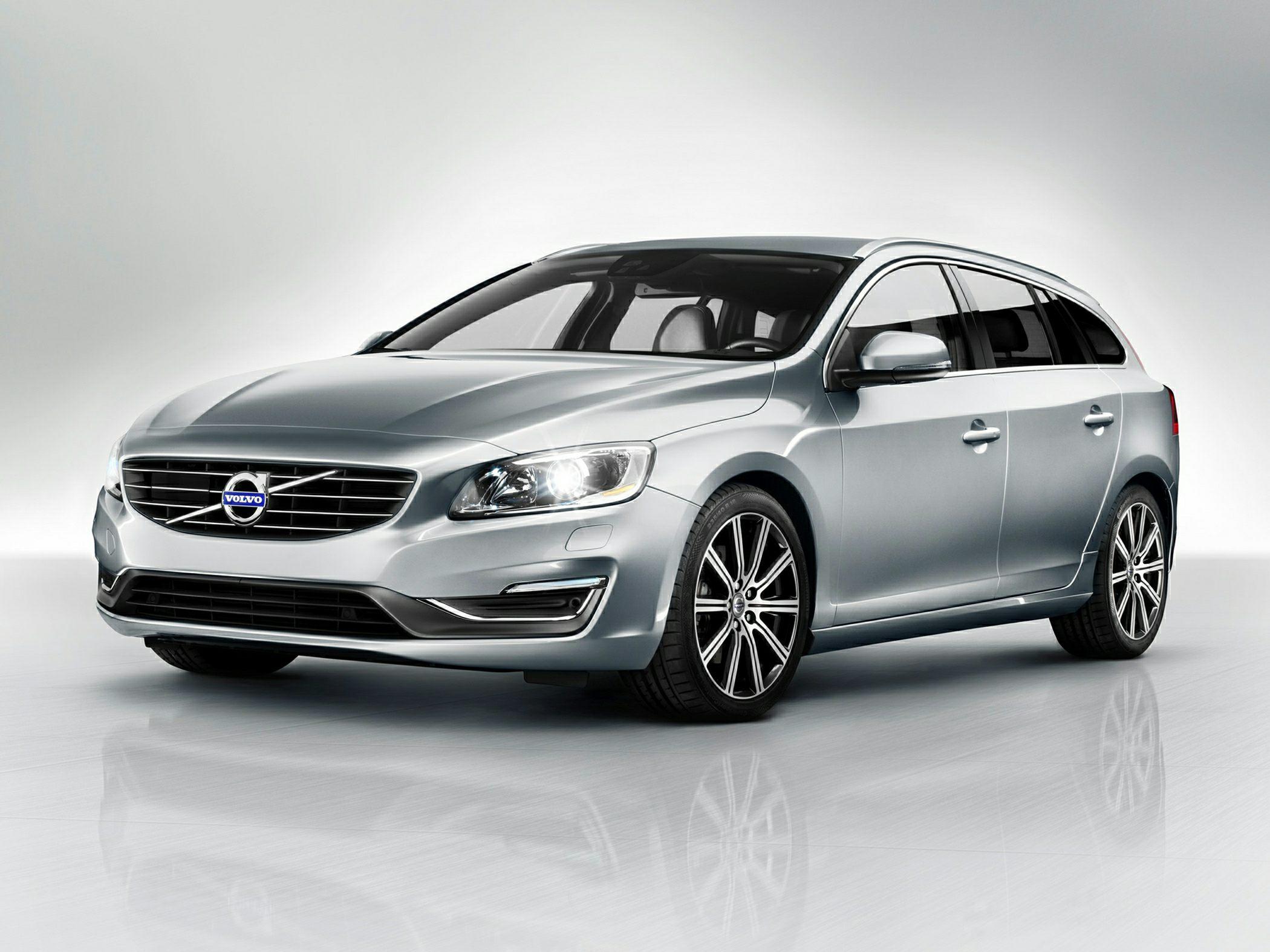 Volvo V60 I Restyling 2013 - now Station wagon 5 door #4
