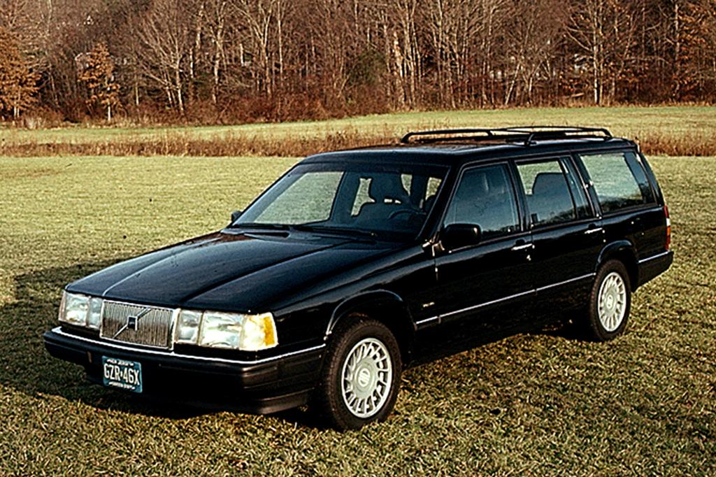 Volvo V90 I 1997 - 1998 Station wagon 5 door #1
