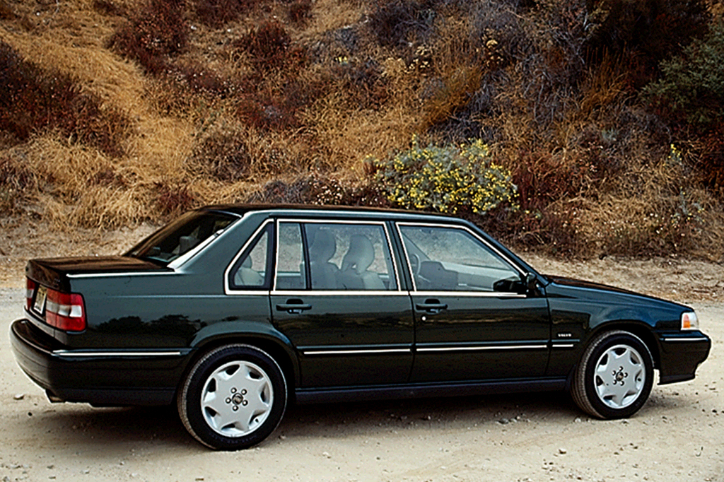 Volvo V90 I 1997 - 1998 Station wagon 5 door #7