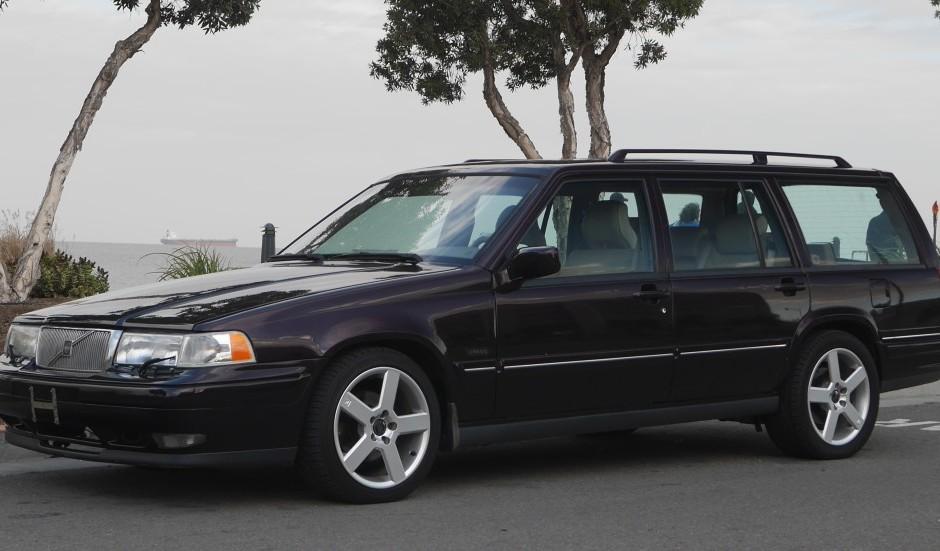Volvo V90 I 1997 - 1998 Station wagon 5 door #5