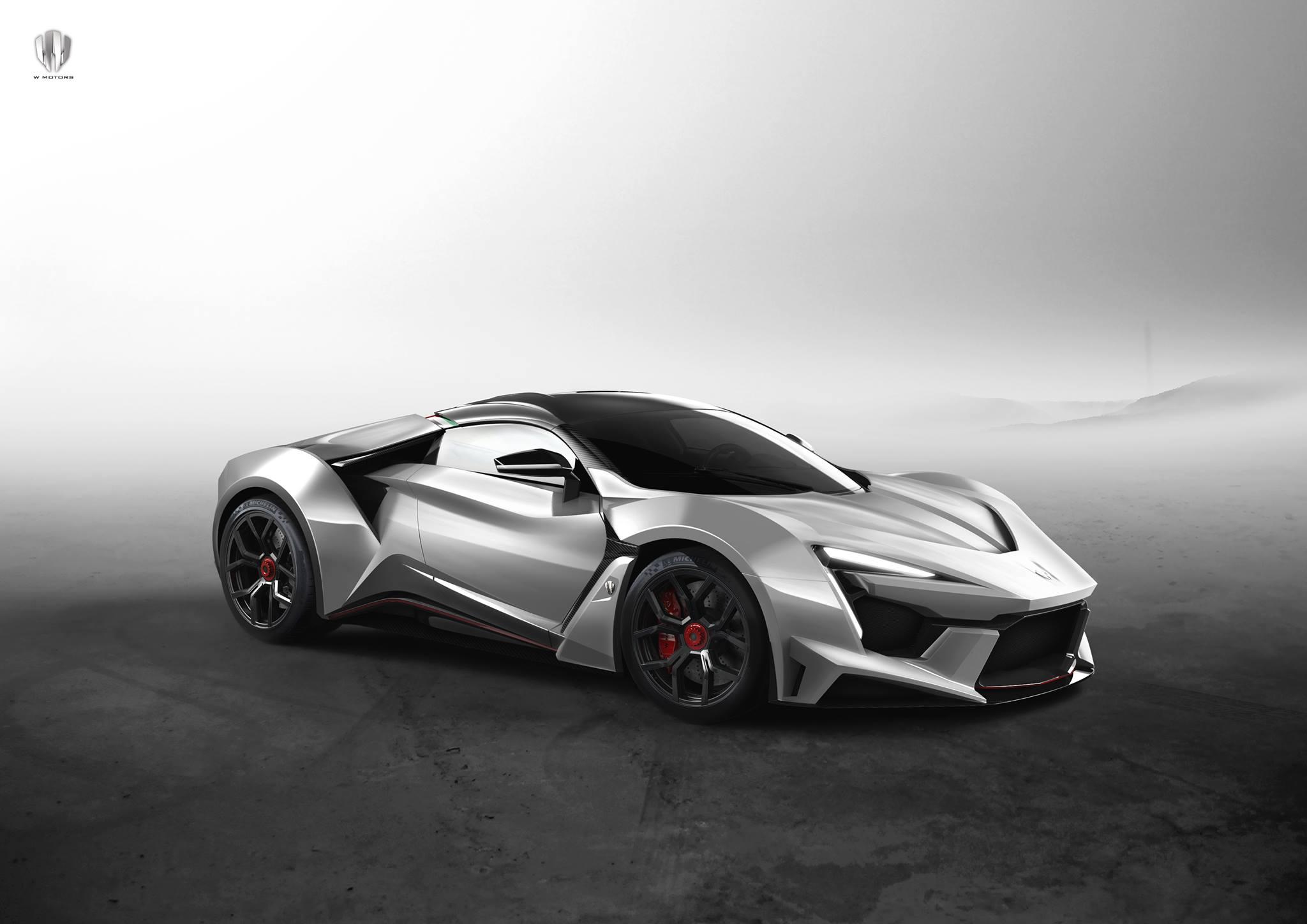 W Motors Fenyr Supersport 2015 - now Coupe #4