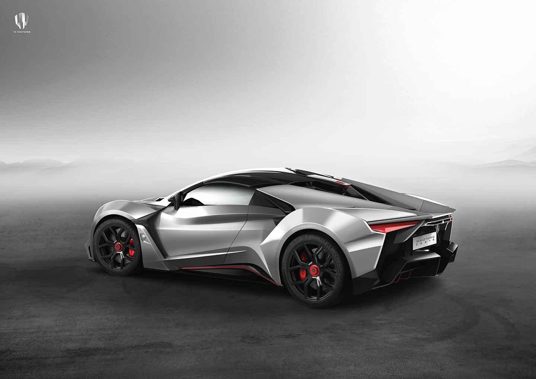W Motors Fenyr Supersport 2015 - now Coupe #7