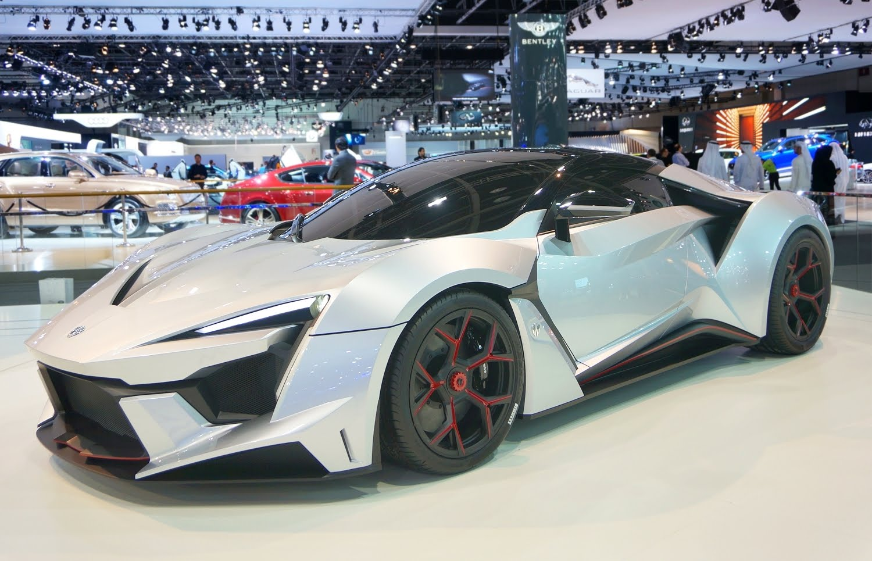 W Motors Fenyr Supersport 2015 - now Coupe #6