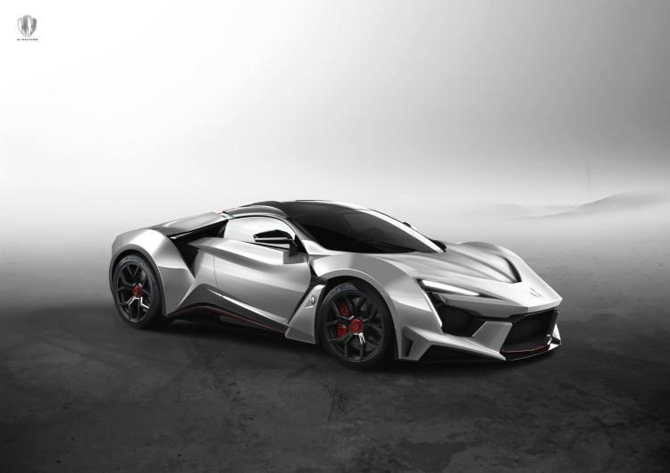 W Motors Fenyr Supersport 2015 - now Coupe #1