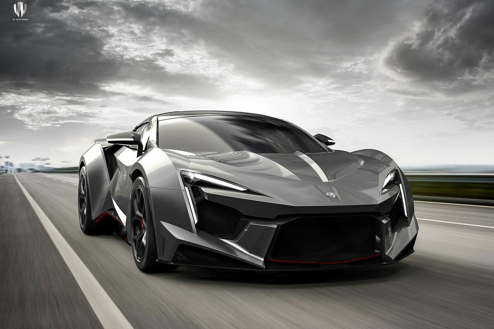 W Motors Fenyr Supersport 2015 - now Coupe #5