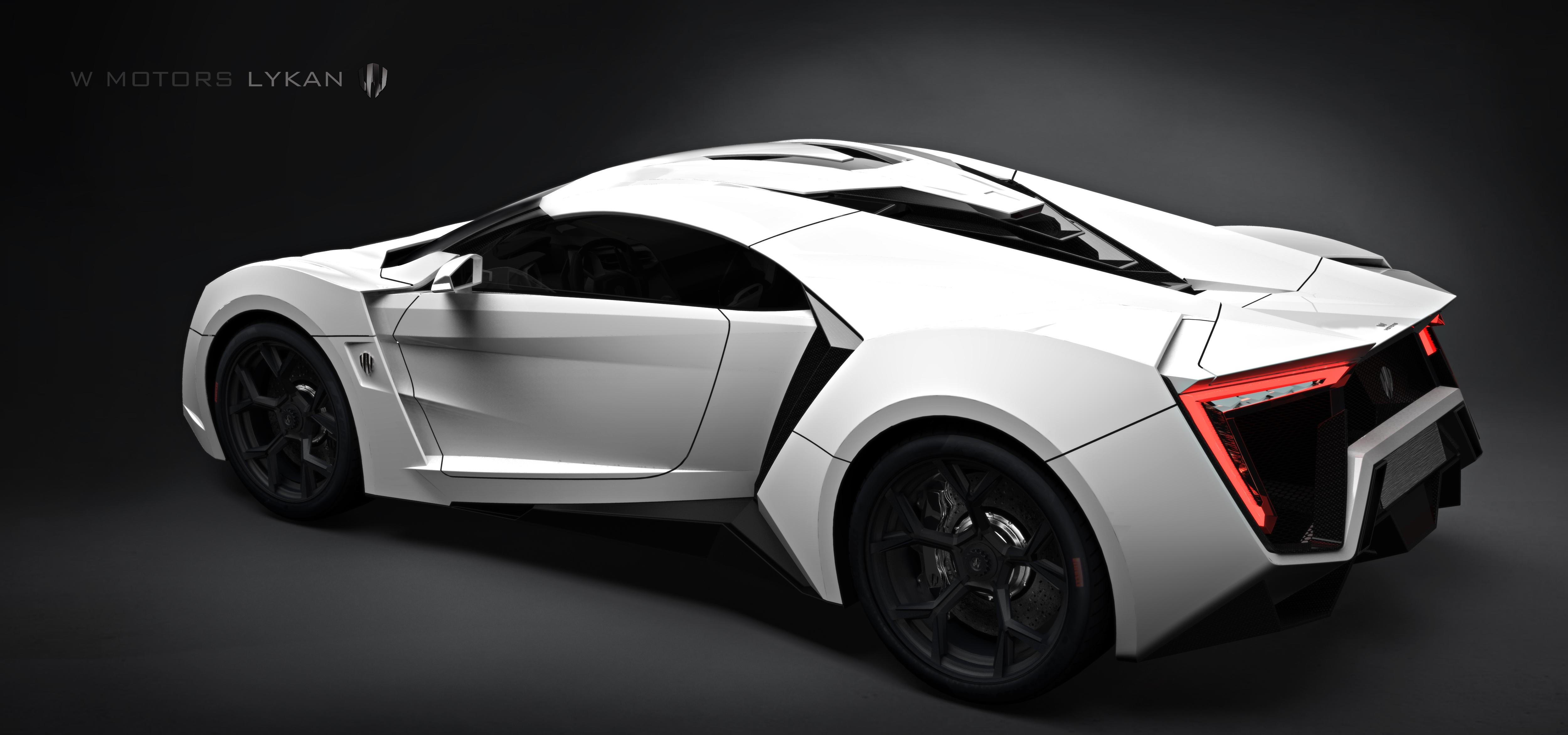 W Motors Lykan Hypersport 2013 - now Coupe #4