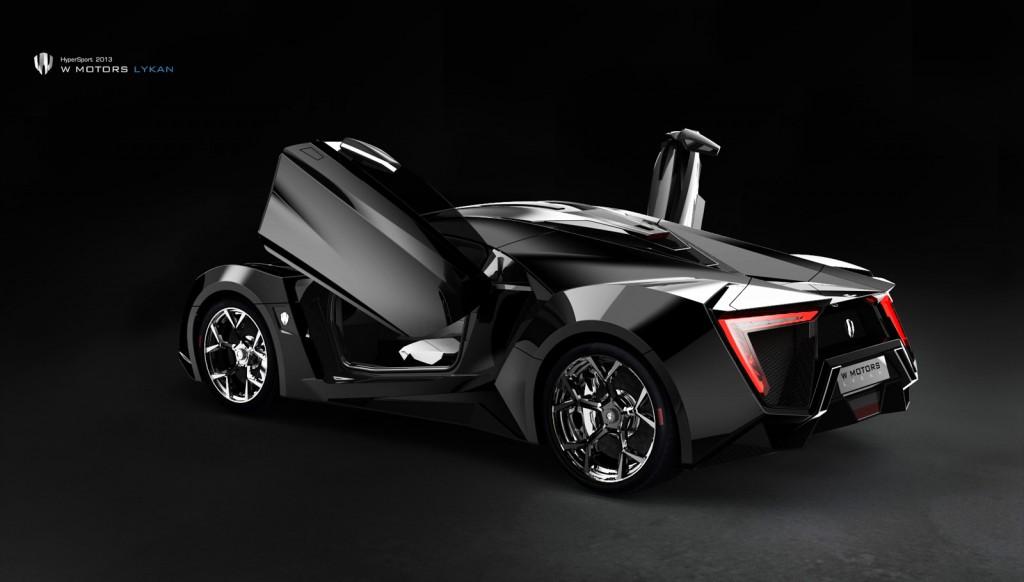W Motors Lykan Hypersport 2013 - now Coupe #7