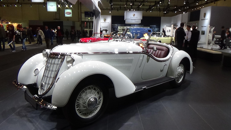 Wanderer W50 I 1936 - 1938 Cabriolet #4