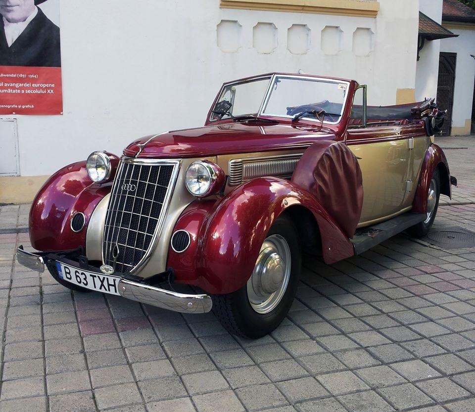 Wanderer W50 I 1936 - 1938 Cabriolet #1