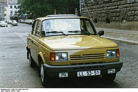 Wartburg 1.3 1988 - 1991 Station wagon 5 door #4