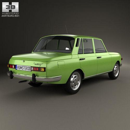 Wartburg 353 1966 - 1989 Sedan #2